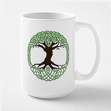 colored tree of life Mug
