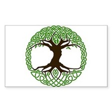colored tree of life Decal