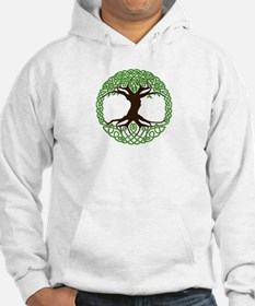 colored tree of life Hoodie