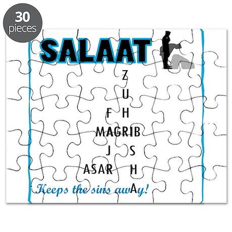 Salaat2 Puzzle
