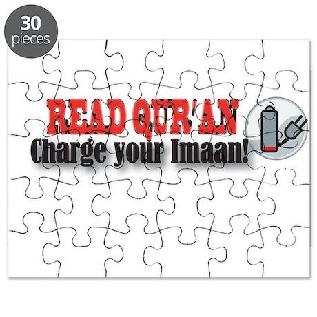 Read Quran Puzzle