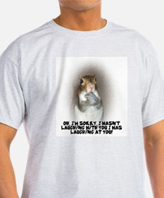 Laughing Squirrel T-Shirt