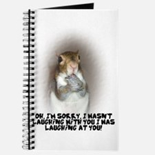 Laughing Squirrel Journal