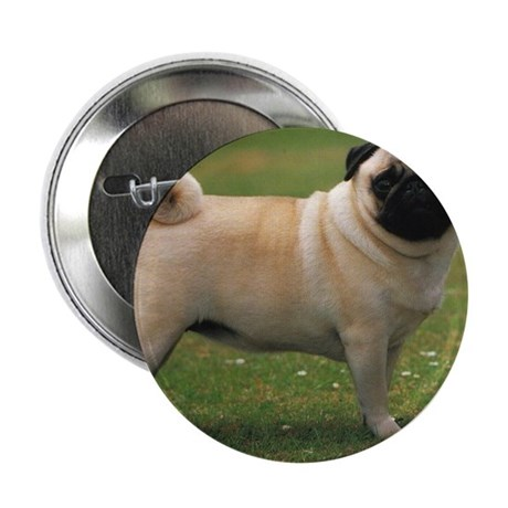 """your so pugly 2.25"""" Button"""