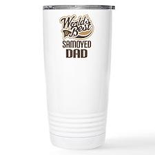 Samoyed Dad Travel Mug