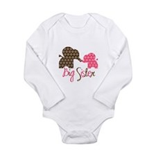 Big Sister Elephant Body Suit