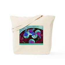Zonnestraaltje Designs: Never Tote Bag