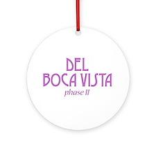 Del Boca Vista - Ornament (Round)
