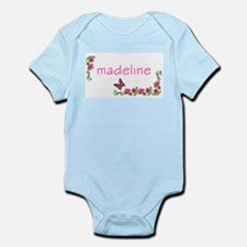 Butterfly & Flowers Madeline Infant Creeper