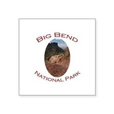 Big Bend National Park...Chisos Mountains Square S