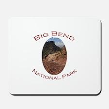 Big Bend National Park...Chisos Mountains Mousepad