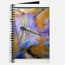 Dragonfly! Beautiful nature art! Journal