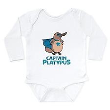 Captain Platypus Body Suit