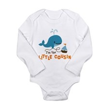 Little Cousin - Mod Whale Body Suit