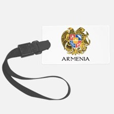 Armenian Coat of Arms Luggage Tag