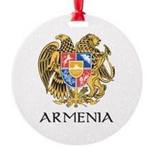 Armenian Coat of Arms Ornament