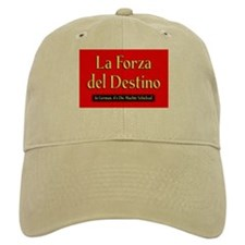 La Forza del Destino Khaki Baseball Cap
