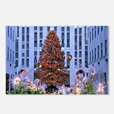 Rock Center Christmas Postcards (Package of 8)