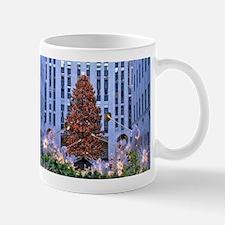 Rock Center Christmas Mug