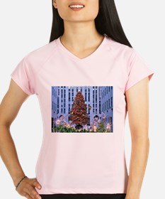 Rock Center Christmas Performance Dry T-Shirt