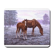 A New Day Begins Mousepad