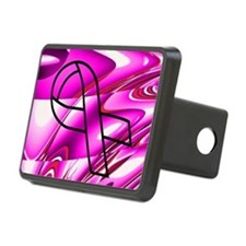 Breast Cancer Hitch Cover