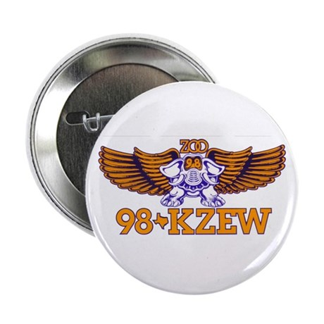 "KZEW (1982) 2.25"" Button (10 pack)"