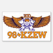 KZEW (1982) Decal