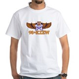 98 kzew Mens White T-shirts