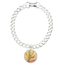 Desert, southwest art! Saguaro cactus! Bracelet