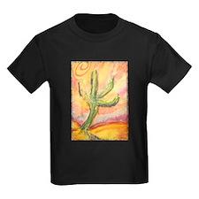Desert, southwest art! Saguaro cactus! T