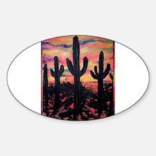 Desert, southwest art! Saguaro cactus! Decal