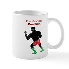 The Gorilla Position - Series 2 Geno Design. Mug