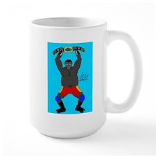 The Gorilla Position - Series 3 Geno Design. Mug