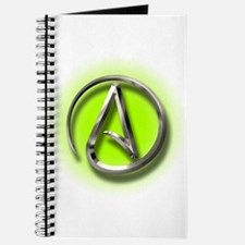 Atheist Logo (green) Journal