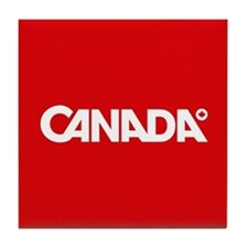 Canada Styled Tile Coaster