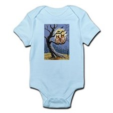 Hooty Who's There? Infant Bodysuit