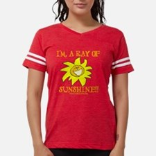 Sunshine - Transparent Womens Football Shirt