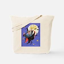 Mad Millie Moon Dance Tote Bag
