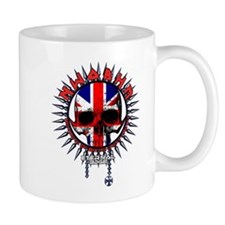 Eternal Edge-NWOBHM Skull Small Mug