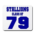 NMHS Class Of 1979 Mousepad