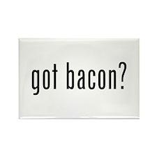 Got Bacon Rectangle Magnet