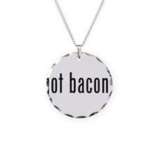 Got Bacon Necklace