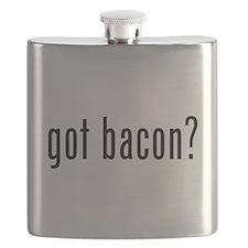 Got Bacon Flask