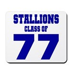 NMHS Class Of 1977 Mousepad