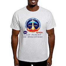 Last Flight of Discovery T-Shirt