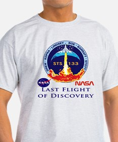Last Flight of Discovery T-Shirt