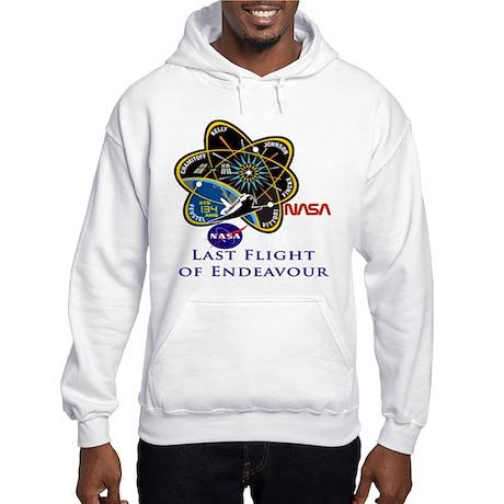 Last Flight of Endeavour Hooded Sweatshirt