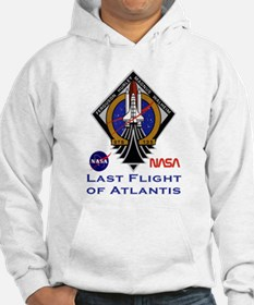 Last Flight of Atlantis Hoodie