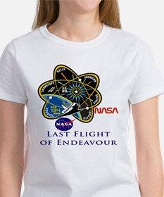Last Flight of Endeavour Women's T-Shirt